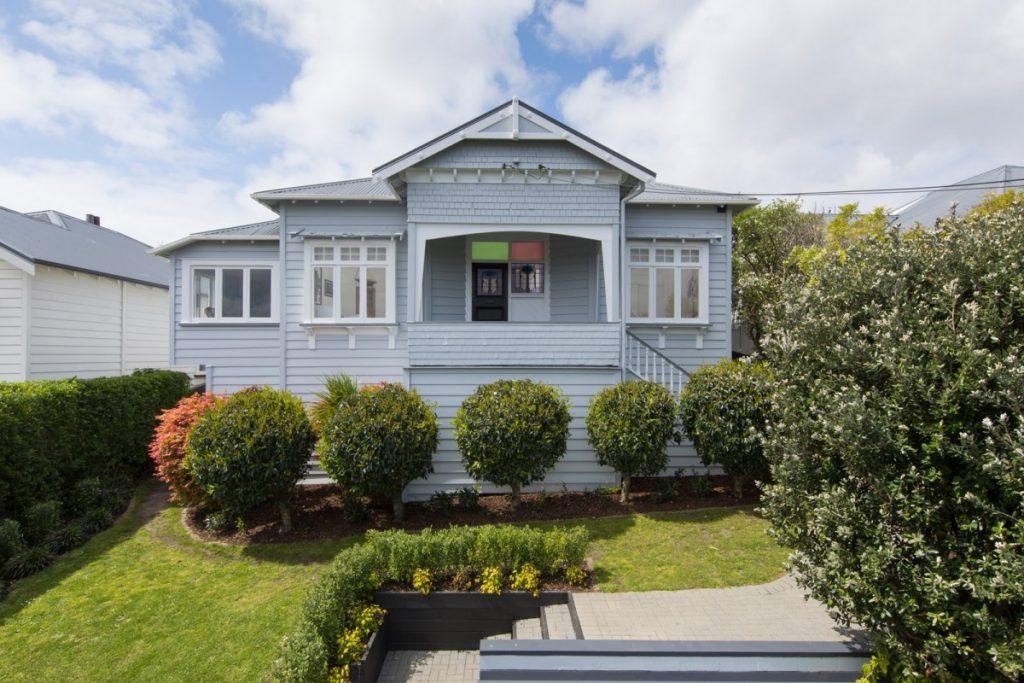 Villa renovation auckland